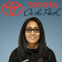 Alisha Shah at Toyota On the Park