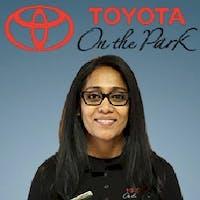 Alisha Shah at Toyota On the Park