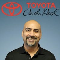 Sameer Shivji at Toyota On the Park