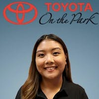 Caila Gaerlan at Toyota On the Park