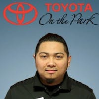 Paolo Bonayon at Toyota On the Park