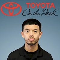 Russell Lagman at Toyota On the Park