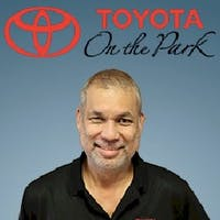 Cliff Luk at Toyota On the Park