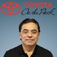 Dalcio Delgado at Toyota On the Park