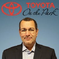 Paul Barreto at Toyota On the Park