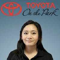 Nicole Pascual at Toyota On the Park