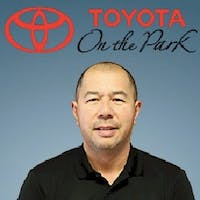 Mario Ng at Toyota On the Park