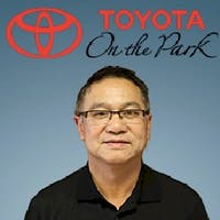 Jean-Paul Ng at Toyota On the Park