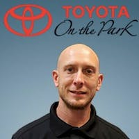 Landon Martin at Toyota On the Park