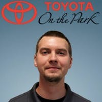 Serguei  Leonov at Toyota On the Park
