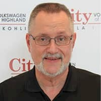 Glenn Tucker at City Volkswagen of Highland