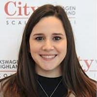 Rebecca Denisiuk at City Volkswagen of Highland