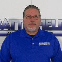Jerry Warren at Battlefield Ford Culpeper