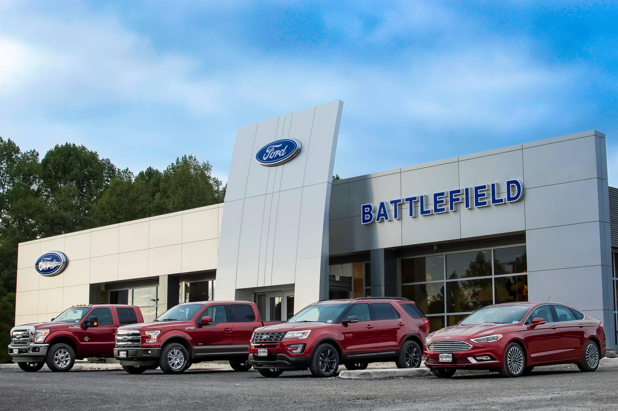Battlefield Ford Culpeper Employees