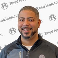 Ivan McGary at Reed Jeep Chrysler Dodge Ram