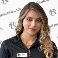 Alondra Corrales at Reed Jeep Chrysler Dodge Ram