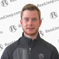 Finn Walsh at Reed Jeep Chrysler Dodge Ram