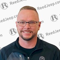 Will  Thompson at Reed Jeep Chrysler Dodge Ram