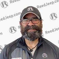 Clayton Mark at Reed Jeep Chrysler Dodge Ram