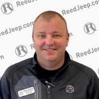 Greg Mccall at Reed Jeep Chrysler Dodge Ram