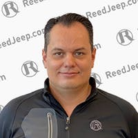 Raul Polanco at Reed Jeep Chrysler Dodge Ram