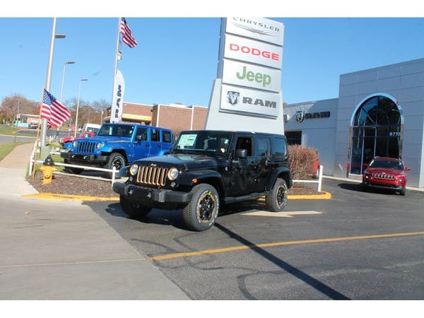 Reed Jeep Chrysler Dodge Ram, Overland Park, KS, 66212