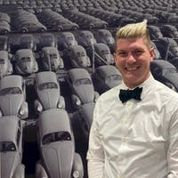 Alex Porter at Allen Samuels Volkswagen