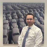 Chris Womack at Allen Samuels Volkswagen