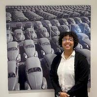 Hollie Ann Dixon at Allen Samuels Volkswagen