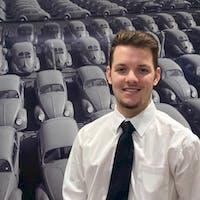 Jeremiah Sharp at Allen Samuels Volkswagen