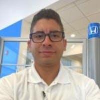 Jose Mejia at Lou Sobh Honda