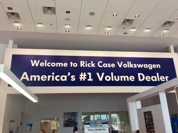 Rick Case Volkswagen, Davie, FL, 33331