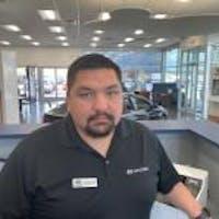 Ramsey Ruiz at Greg May Hyundai
