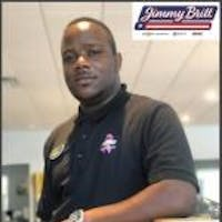 Fabian Glave at Jimmy Britt Chevrolet Buick GMC