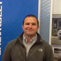Brandon Welch at Jimmy Britt Chevrolet Buick GMC