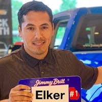 Elker Perez at Jimmy Britt Chevrolet Buick GMC
