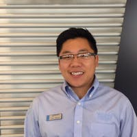 Tuan Nguyen at Darrell Waltrip Buick GMC