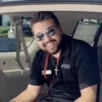 Justin Schunck at Darrell Waltrip Buick GMC