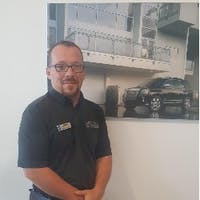Dennis Foster at Darrell Waltrip Buick GMC
