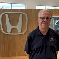 Burnie Bailey at Rock County Honda