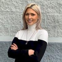 Jessica Konstantynowicz at Lithia Hyundai of Anchorage