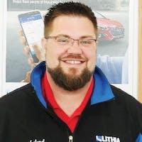 Lee Hansen at Lithia Hyundai of Anchorage