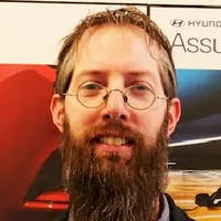 Philip Reeve at Lithia Hyundai of Anchorage - Service Center