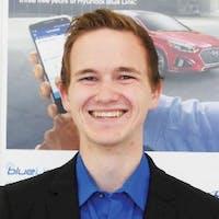 Nicholas Accola at Lithia Hyundai of Anchorage