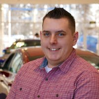 Zachery Johnson at Lithia Hyundai of Anchorage