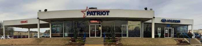 Patriot Buick GMC Hyundai, Bartlesville, OK, 74006