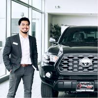 Peter Tongsrimaung at Village Pointe Toyota