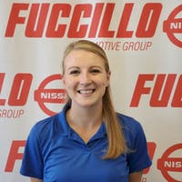 Nikkie Glover at Fuccillo Nissan of Latham
