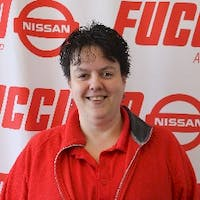 Samantha Purner at Fuccillo Nissan of Latham - Service Center