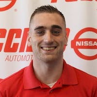 Tyler Obrien at Fuccillo Nissan of Latham
